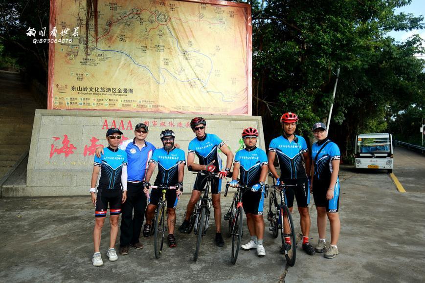 Bike adventure in Wanning