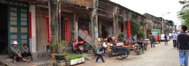 万宁老街—恒久的记忆