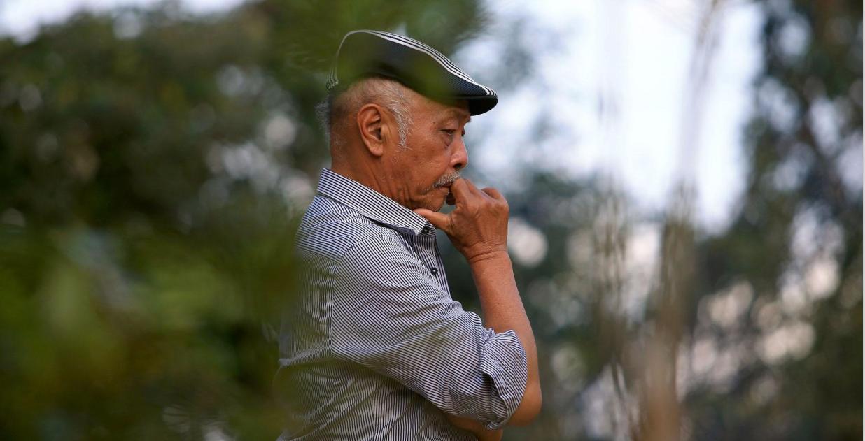 他坚守25年 在兴隆营建一座热带雨