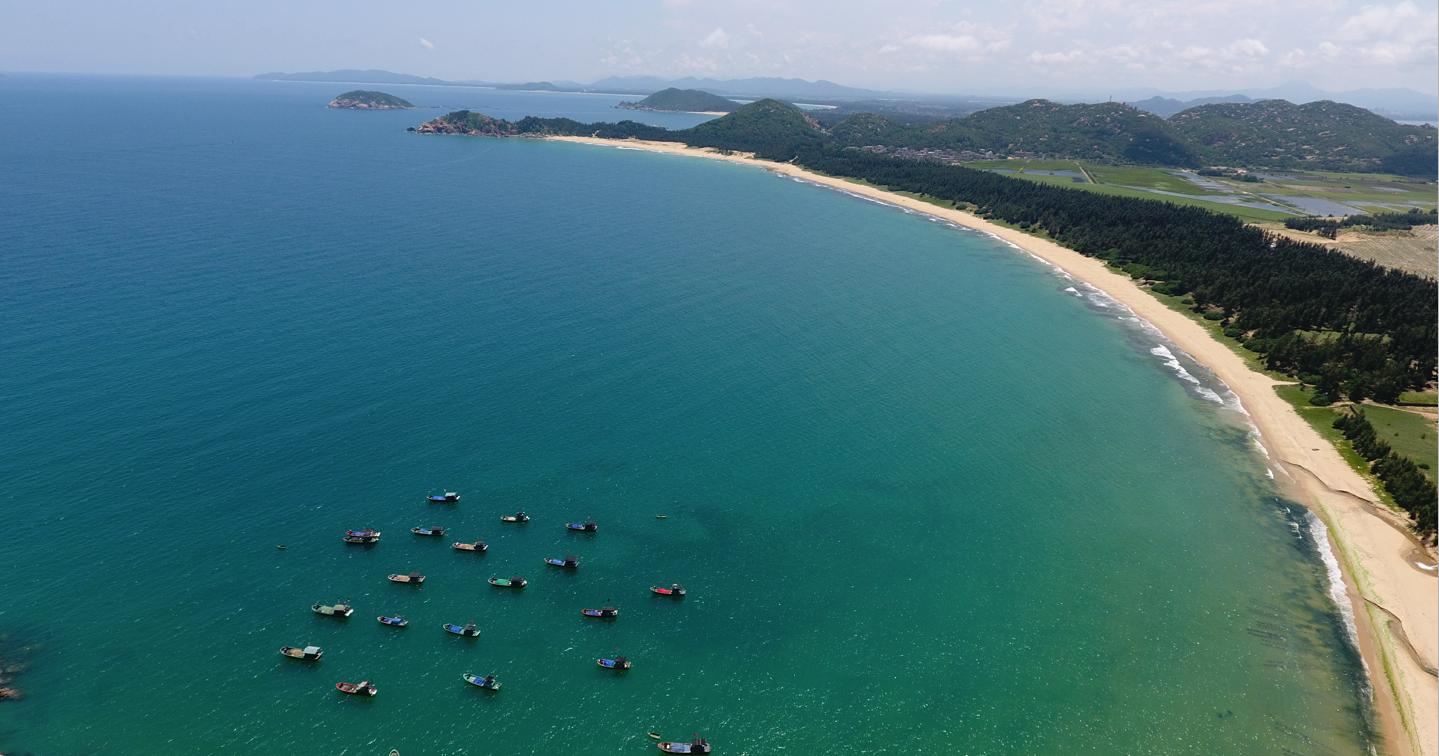 中国旅游家玩转万宁:这里有你对山、海、天的美好遐