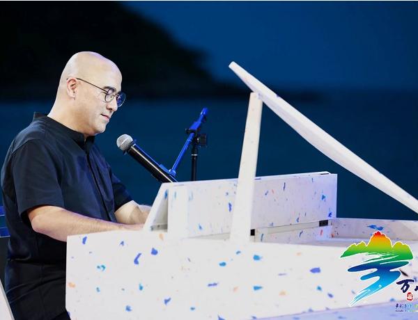 环保再生塑料钢琴在海南万宁